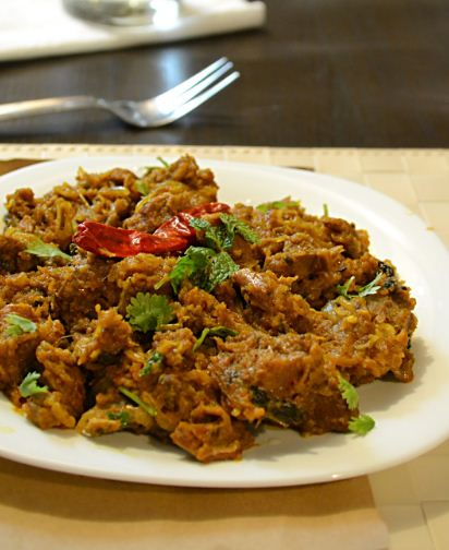 Mutton Fry Curry