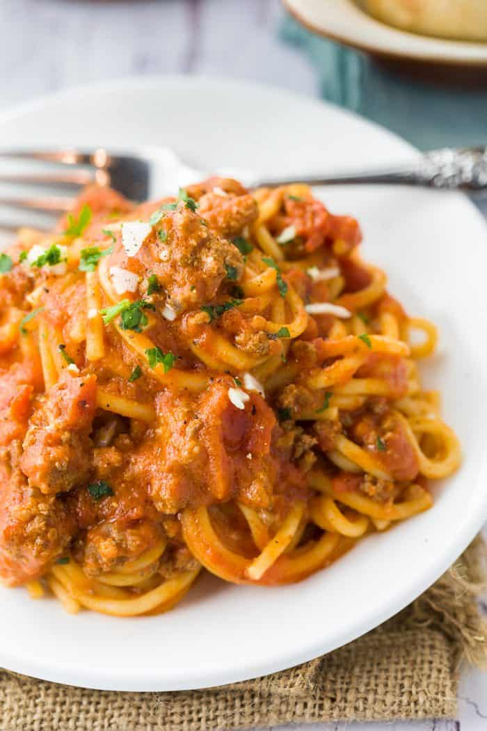 Instant-Pot-Spaghetti-and-meatsauce-1